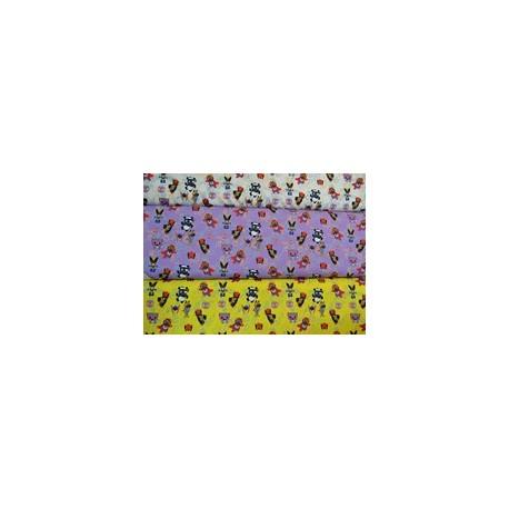 Strech Estampado Multicolor(008)